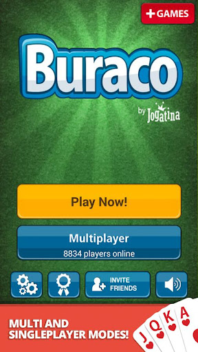 Buraco: Free Canasta Cards 1.7.14 screenshots 1