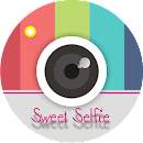 Candy Selfie Camera v 1.0 app icon