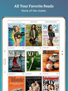 Texture – Unlimited Magazines- screenshot thumbnail