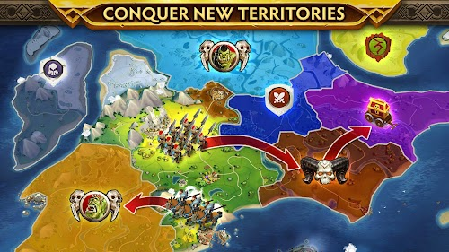 Screenshot 4 Warlords of Aternum 0.54.0 APK MOD