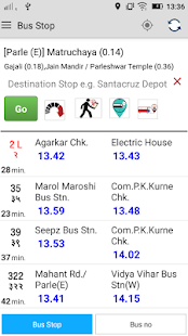Mumbai BEST Bus by SmartShehar- screenshot thumbnail