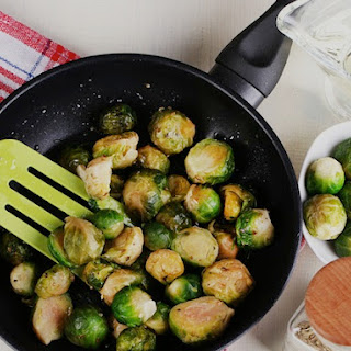 Wine Glazed Brussels Sprouts Recipes