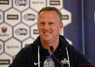 """Van den Brom over het niet gebruiken van zijn bank: """"Wisselde bewust niet tegen Anderlecht"""""""