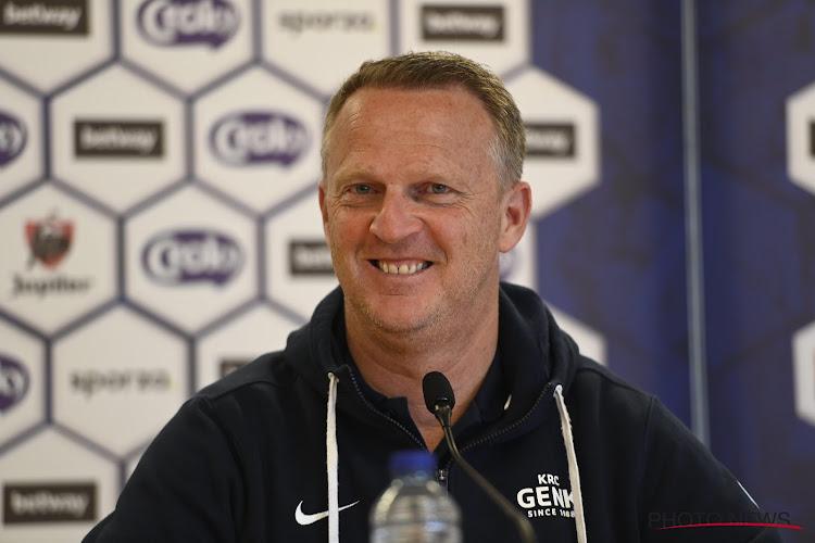 """John van den Brom: """"Beaucoup de choses sont possibles dans ces playoffs"""""""