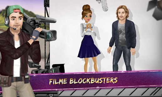 Hollywood Story Screenshot