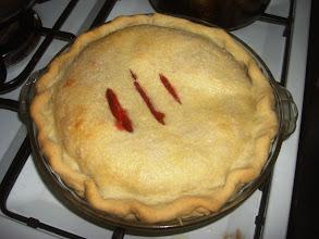 Photo: Strawberry Pie!