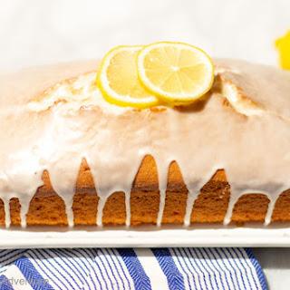Lemon Madeira Loaf Cake Recipe