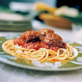Spaghetti & Meatballs from America's Test Kitchen.