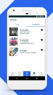 Olx for Android 8