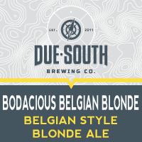 Logo of Due South Bodacious Belgian Blonde