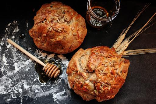 Lammas Rustic Sun Bread Recipe