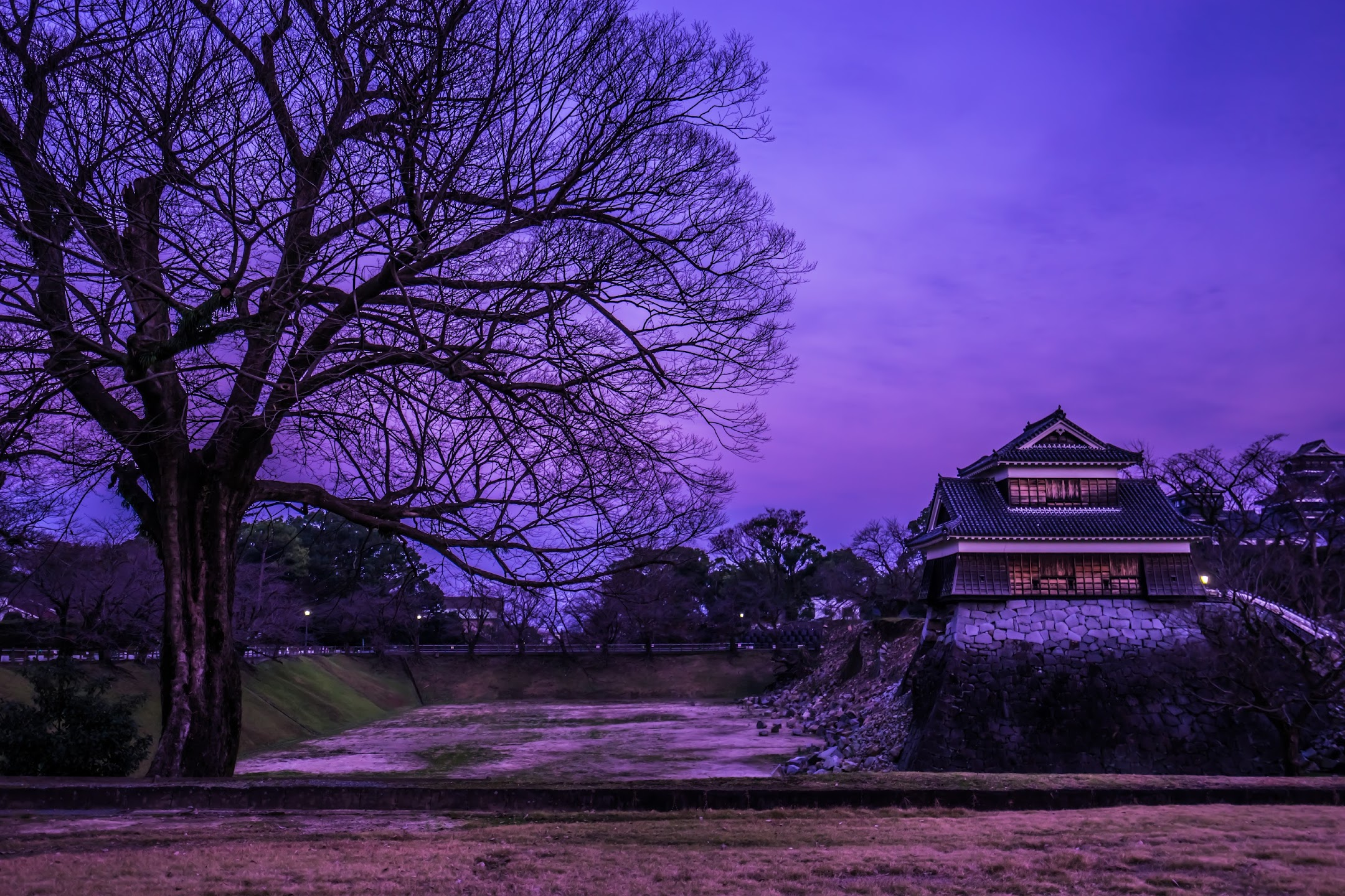 Kumamoto Castle Inui Turret2