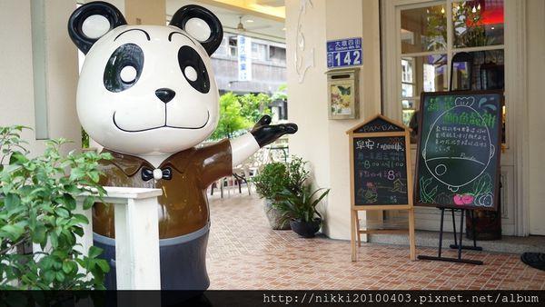 胖達咖啡輕食館 早午餐 下午茶專賣 台中早午餐推薦