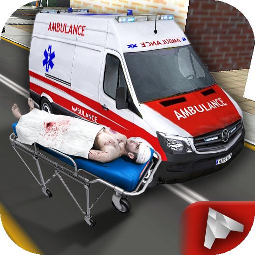 Ambulance Driver 3D