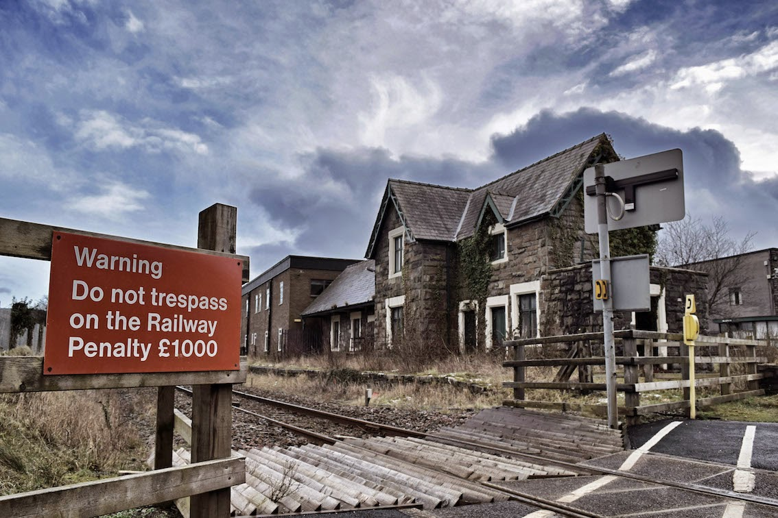 Railway station could be opened at Carno