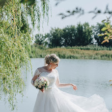 Wedding photographer Natali Bayandina (flika). Photo of 15.09.2018