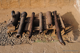 Photo: weapons ....