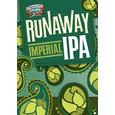 Cascade Lakes Co Runaway Imperial IPA