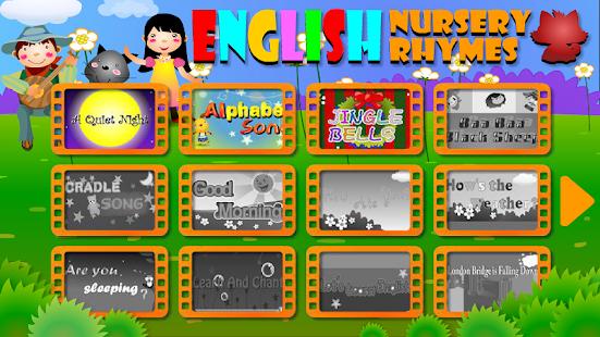 Free Nursery Rhymes - náhled