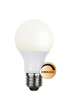 Globen Lighting Glödlampa LED Ljuskälla Normal Opal E27 10W - lavanille.com