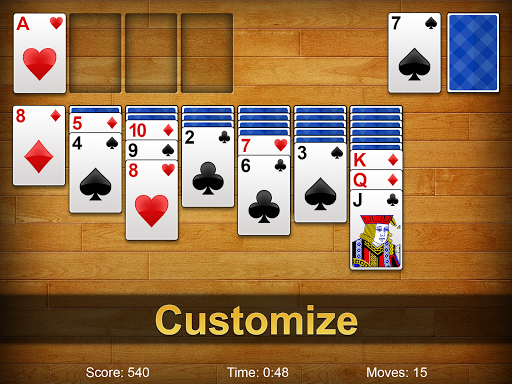 Solitaire 1.2.3 gameplay | by HackJr.Pw 13