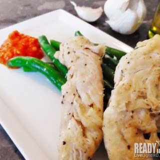 Pan-Fried Chicken Breast Tenders Recipe