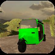 Off Road Auto Rickshaw Drive