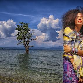 by Alex Adiaz - People Portraits of Women