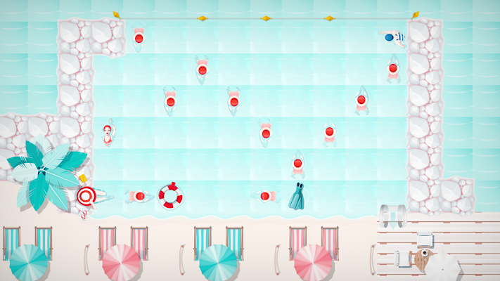 Swim Out Screenshot Image
