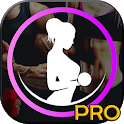 Fitness Women : Female Workout in Home PRO icon