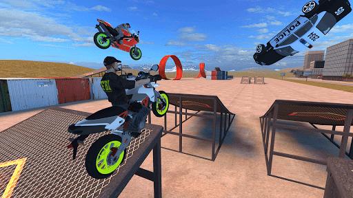 new motocross driver –real dirt bike game 5 screenshots 1