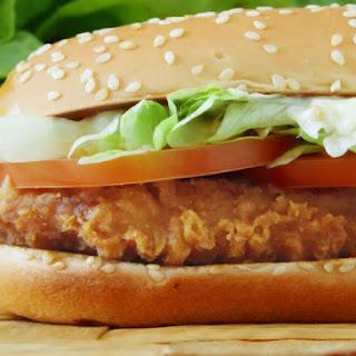 Chicken Patty Sandwich Recipes.
