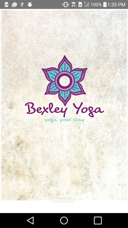 Bexley Yoga- screenshot