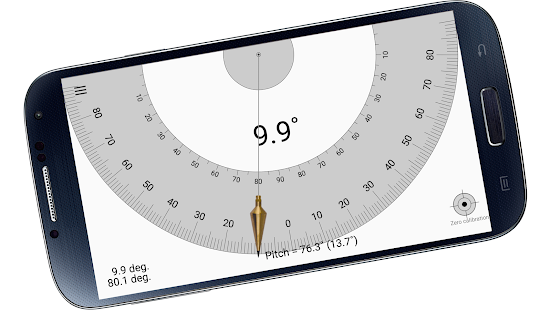 Smart Protractor- screenshot thumbnail