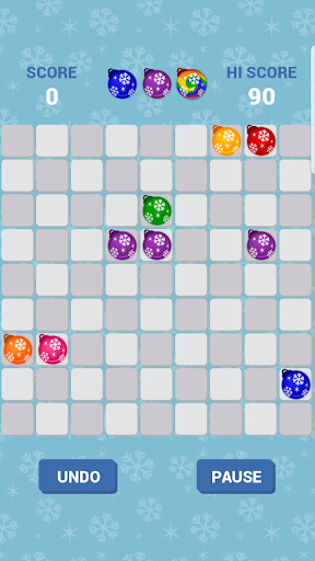 Color Lines: Match 5 Balls Puzzle Game 4.08 screenshots 6
