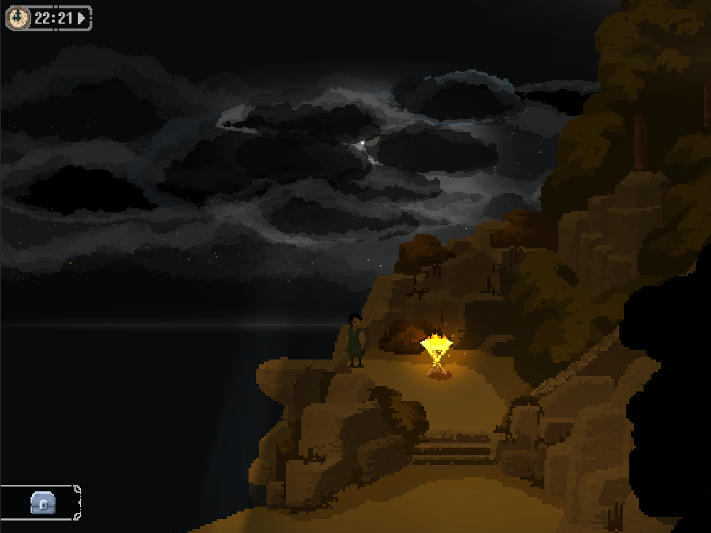 The Witch's Isle- screenshot