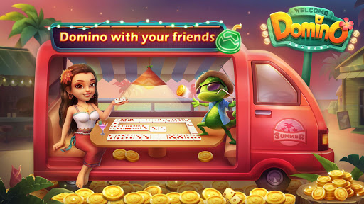 Higgs Domino Island-Gaple QiuQiu Poker Game Online  screenshots 1