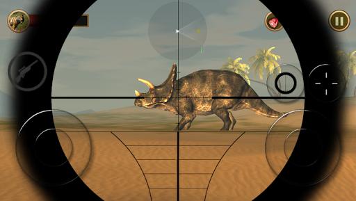 Wild Dinosaur Hunting 3D screenshot 16