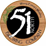 Logo of 51 North Coconut Cream Ale