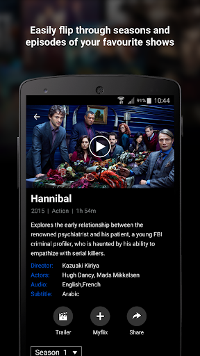 ICFLIX 3.0.2 screenshots 2
