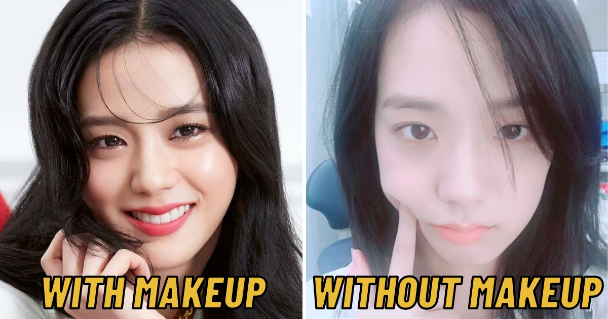 Here's How 10 K-Pop Girl Group Visuals Look Like Without A Speck Of Makeup On