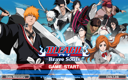 BLEACH Brave Souls - 3D Action apkpoly screenshots 17