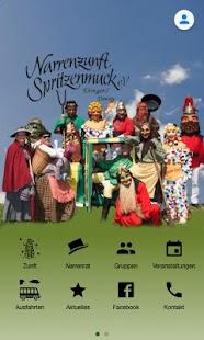 Narrenzunft Spritzenmuck - náhled