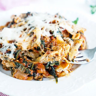 Baked Penne Pasta With Ground Turkey Recipes