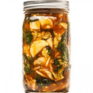 Ramp Kimchi