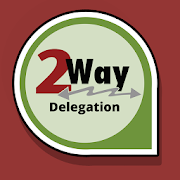 2-Way Delegation  Icon