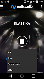 Estonia official music station- screenshot thumbnail