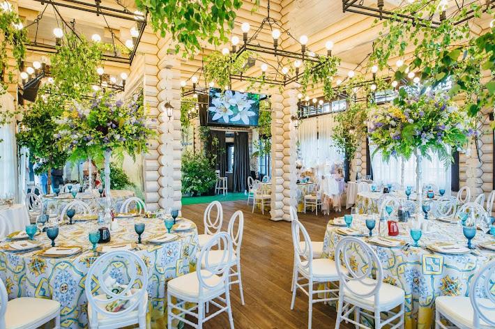 Фото №2 зала Ресторан «Некрасов»