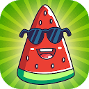 Merge Watermelon – Great Evolution Clicker Game APK