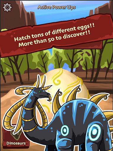 Hatch Dinosaur Eggs - Jurassic World Clicker Games screenshots apkspray 7